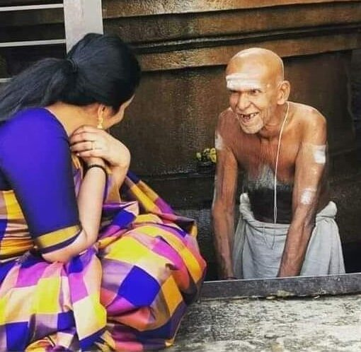 journalist and a devotee